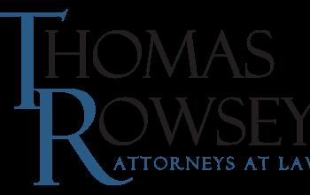 Thomas Rowsey Attorneys at law logo