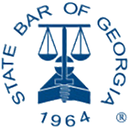 State Bar of Georgia 1964 logo
